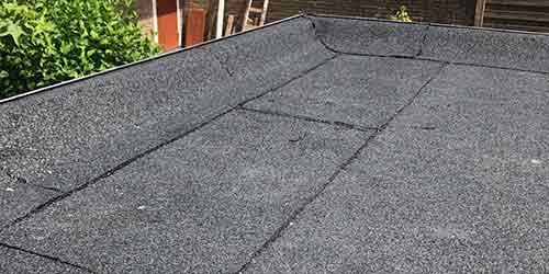 bitumen plat dak